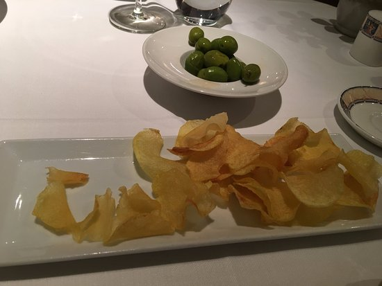 Restaurante La Torcaz: aperitivo