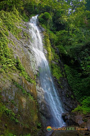 Hualien, Taiwan: Fenghuang Waterfall in the stunning East Rift Valley.
