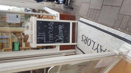 My favourite bakery in Glastonbury!