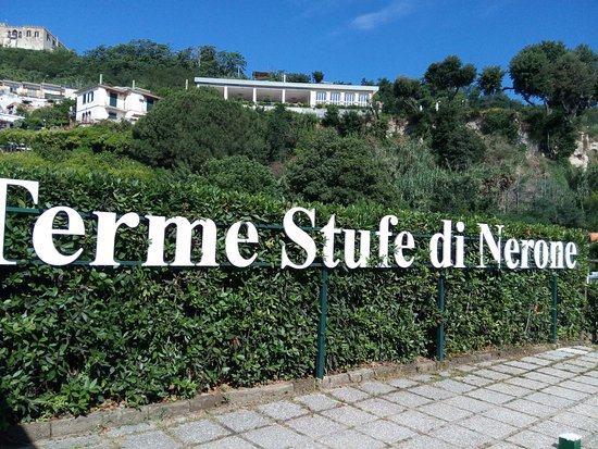 Bacoli, Italie : terme stufe di nerone