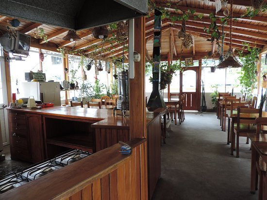 Hostal Chimenea: cuisine accés libre