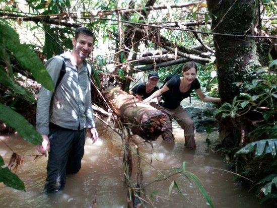 Kurakura Homestay: Trekkingtour
