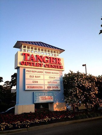 Tanger outlets myrtle beach coupons