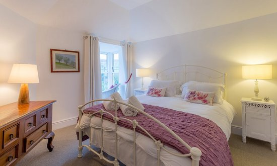 Zennor, UK: Our lovely double bedrooms