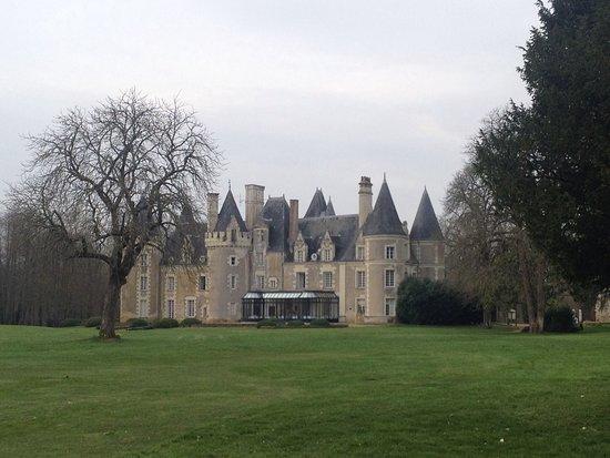 Courcelles-de-Touraine, Франция: Super endroit