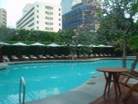 Pool Picture Of Grand Hyatt Erawan Bangkok Bangkok Tripadvisor