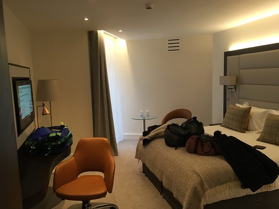 Chambre lit King Size - Picture of North Star Hotel, Dublin ...