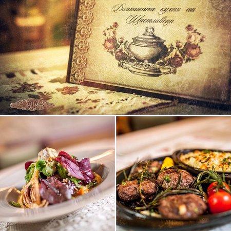 Restaurant Shtastliveca Old Town: New seasonal menu Spring 2017 !!!