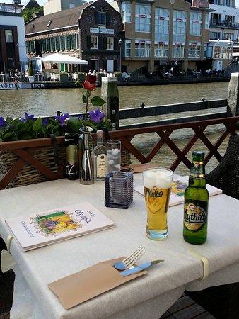 Alphen aan den Rijn, Nederland: Mooi Terras