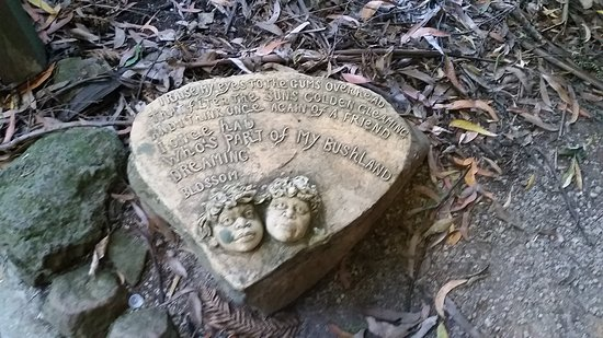 Mount Dandenong, Australia: William Ricketts Sanctuary