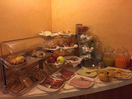 La Locanda del Manzoni : Breakfast