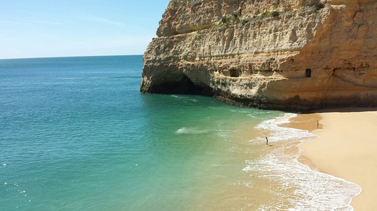 Photo of Beach Praia de Benagil at Cm1154, Lagoa 8400, Portugal
