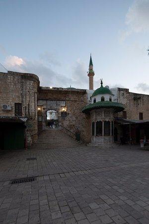 Acre, Israel: Entrance