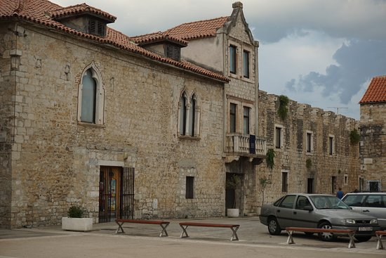 Kastel Sucurac, Croatie : дворец архиепископа