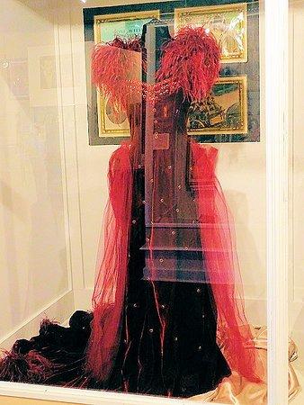 Marietta, GA: original dress used in movie
