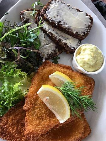 Haderslev, Dinamarca: Restaurant Søstjernen