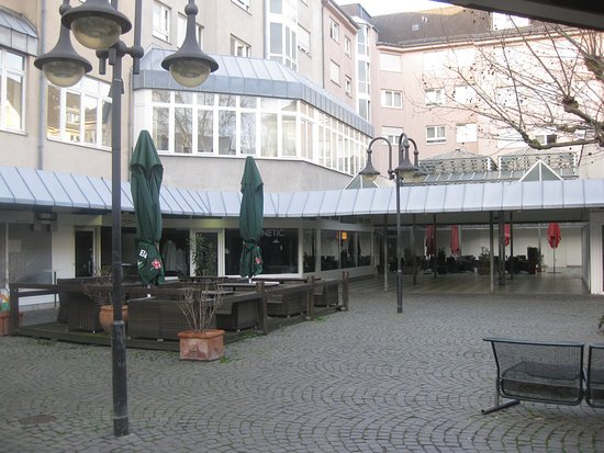 Ladengalerie Bockenheimer Warte