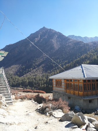 Sangla, Hindistan: To the ends of the earth !