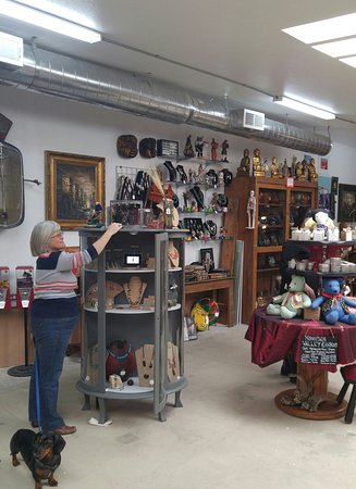 Edgewood, Nuevo Mexico: Over 20 shops filled with treasures