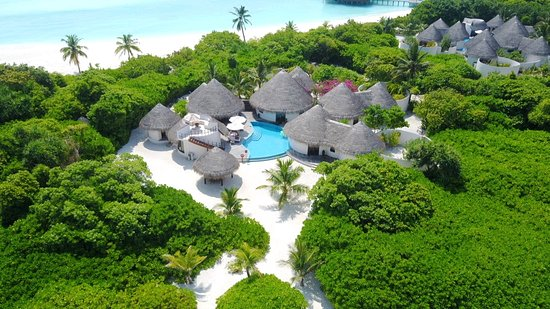 Dhonakulhi Island Foto