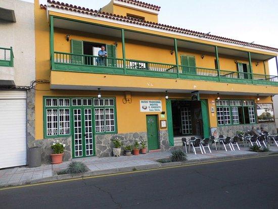 Hotel El Sombrerito: Frontansicht vom El Sombrerito