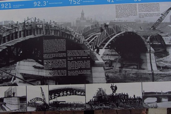 Corning, Estado de Nueva York: About the bridge