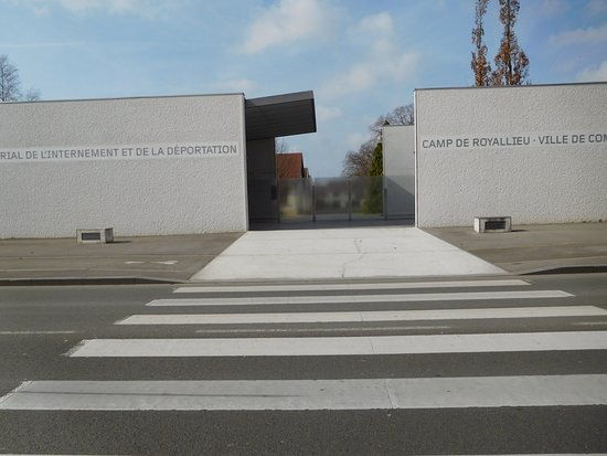 Memorial de l'Internement et de la Deportation