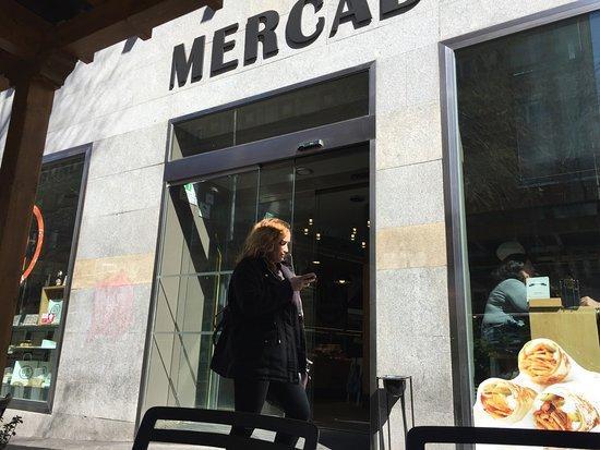 Entrada Fotografía De Mercado De Moncloa Madrid Tripadvisor
