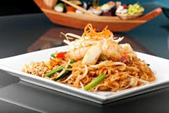 Sky Thai Dachrestaurant Metropol: Fine Thai Food