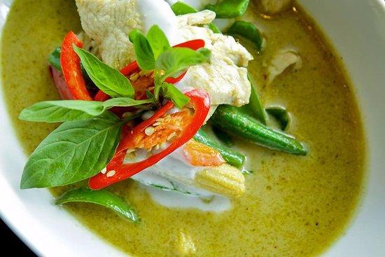 Sky Thai Dachrestaurant Metropol: Green Thai Curry