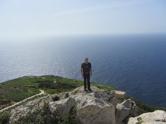 Dingli, Malta: Amazing panaramic views