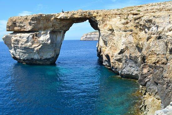 The Westin Dragonara Resort, Malta: view from big bus tour of sister island