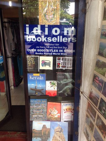 Idiom Book Sellers (Kochi (Cochin)) - 2019 What to Know