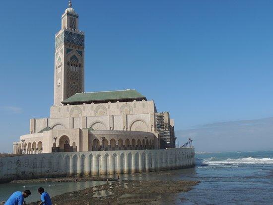 Casablanca, Marruecos: Sea side