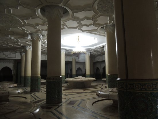 Casablanca, Marruecos: Interior