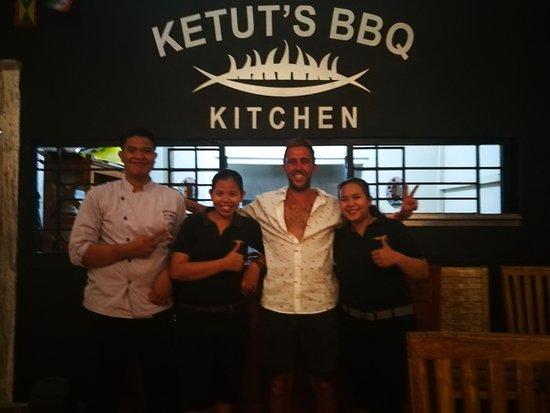 Ketut S Bbq Kitchen Nusa Dua