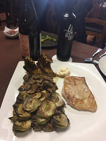Aldaia, Spanje: Por mucho que vaya a este restaurante, no deja de sorprenderme! Por su calidad y por el tratro f