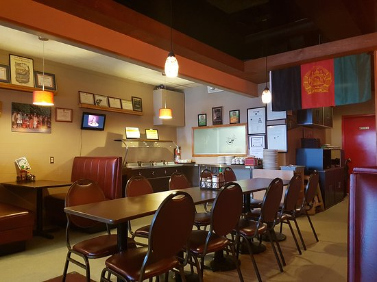 Inside picture of afghan restaurant regina tripadvisor for Afghan cuisine regina