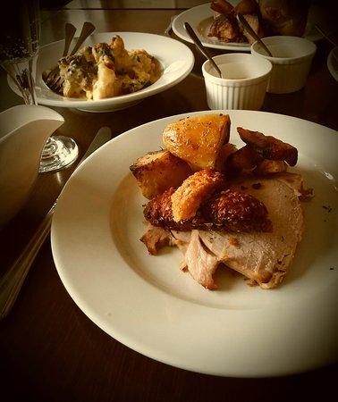 Woolpit, UK: Sunday lunch @ The Bull Inn