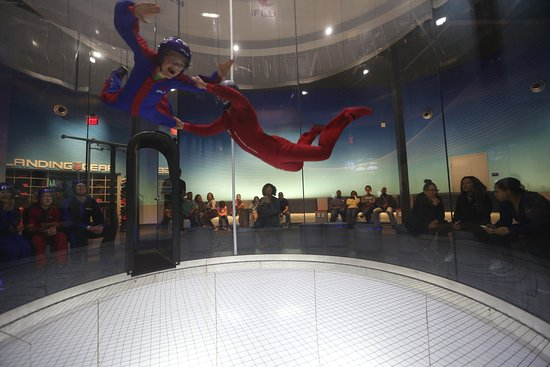 ‪iFLY Indoor Skydiving - Atlanta‬