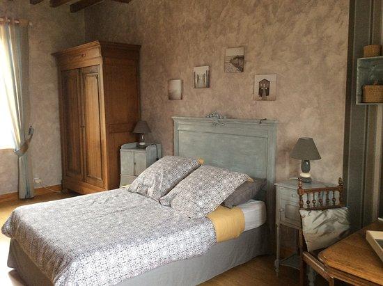 Lion-sur-mer, Francia: La chambre Galet