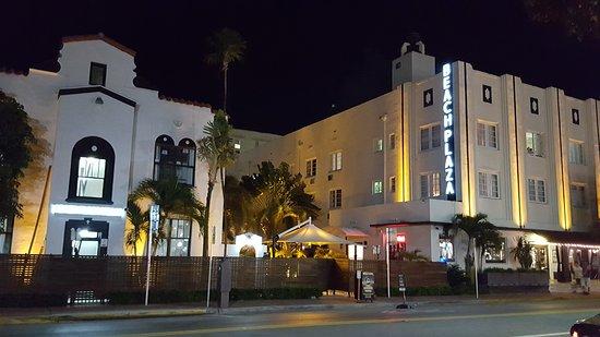 South Beach Plaza Villas Ansicht Links Gebäude Rechts Hauptgebäude