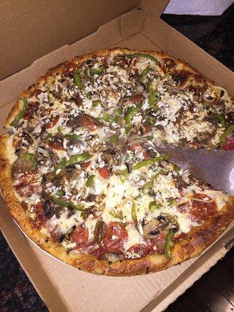 Athena's Pizzeria & Greek Cuisine, Peachtree City - Restaurant ... on