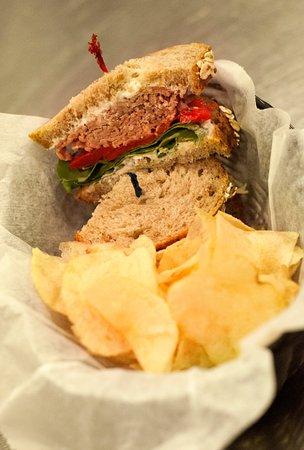 Staunton, VA: Try a healthy sandwich