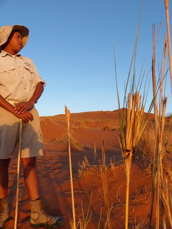 Sesriem, Namibia: Fantastic Guide, Simon!