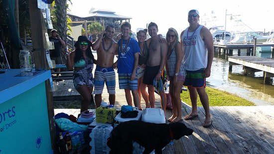 Blue Crab Watersports: Great families, great people, great place....just Great!