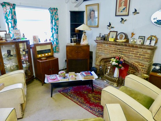 Denbigh, UK: Our Living Room