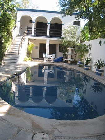 Lovely boutique hotel in Merida