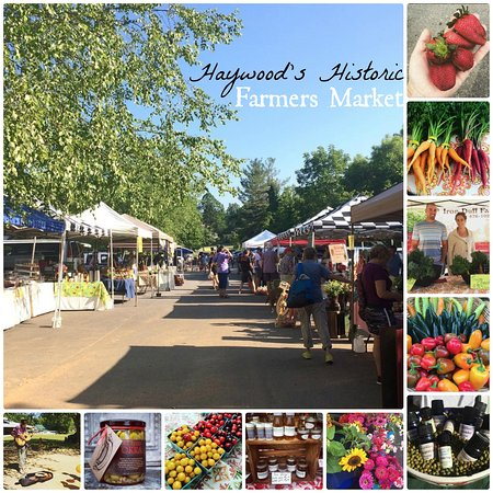 Haywood's Historic Farmers Market