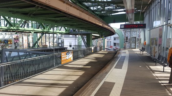 The Wuppertal Suspension Railway
